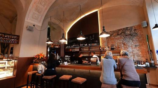 Hereinspaziert – Café im Palais