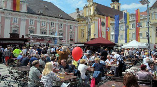 Fotonachschau: Happy Birthday St. Pölten