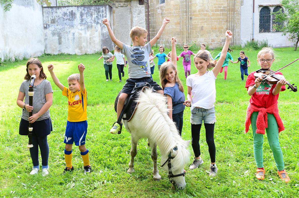 8. Oktober 2016: Kinderspielstadt am Dom-Areal