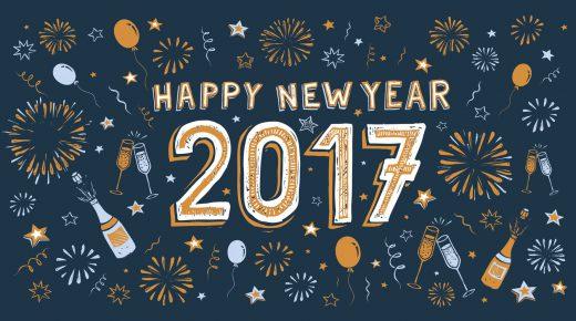HAPPY NEW YEAR euch allen!