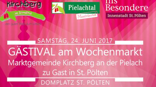 Gästival am Wochenmarkt – Marktgemeinde Kirchberg