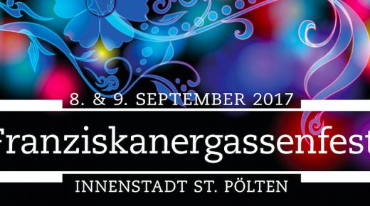 Franziskanergassenfest im September
