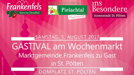 Gästival am Wochenmarkt – Marktgemeinde Frankenfels