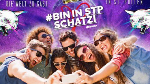 #bininstpschatzi – Frequency Festival in St. Pölten